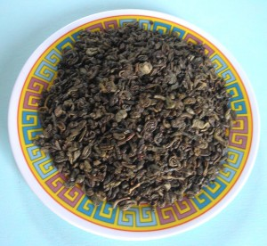 green tea GP